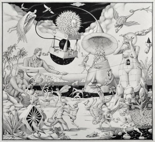interesni-kazki-the-last-day-of-babylon-drawing-by-aec-01