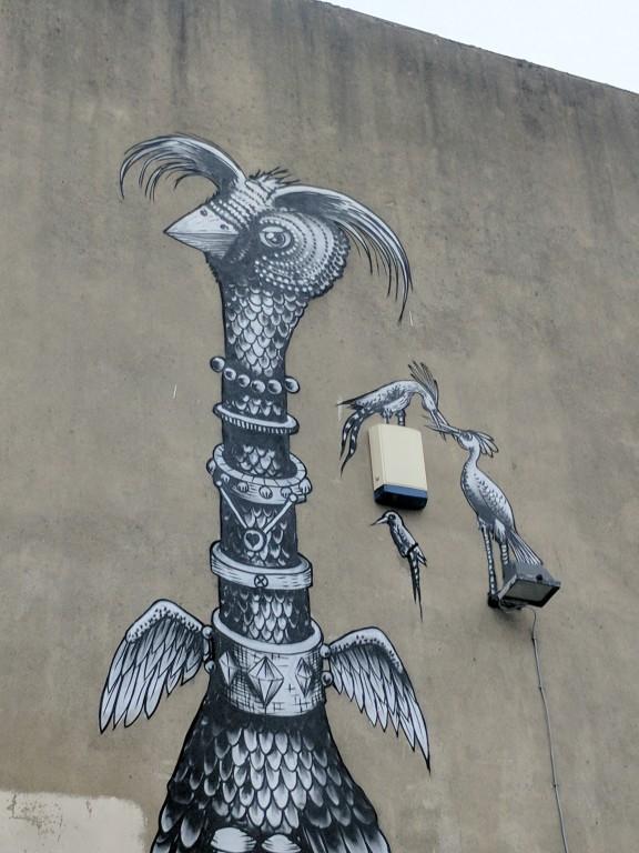 Phlegm Feature Walls Sheffield