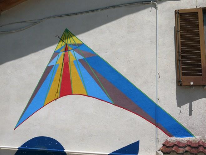 DEM Street Art Borgo Universo Aielli