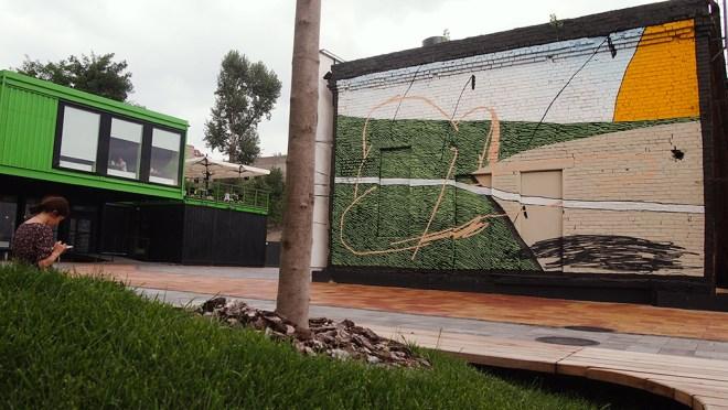 DIMA Street Art Unit City Kiev