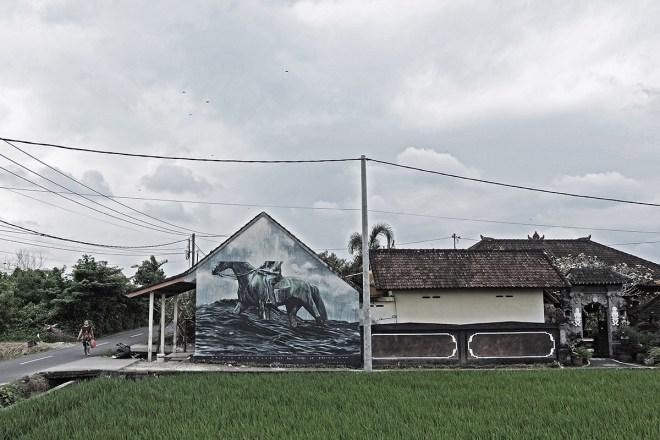 Ricky Lee Gordon Street Art Tropica Festival Bali