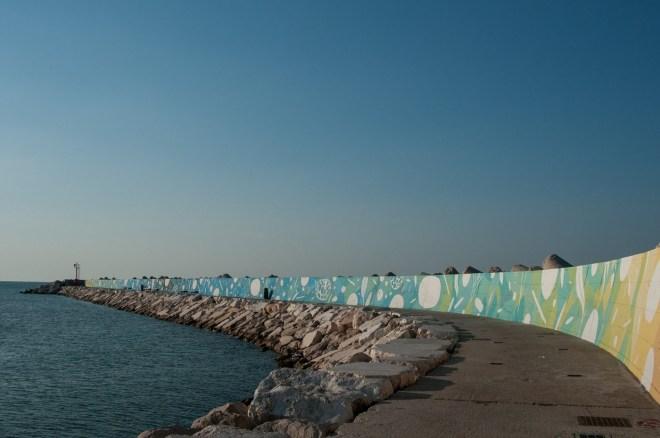 Tellas Street Art Pesaro RE/UR Reperti Urbani