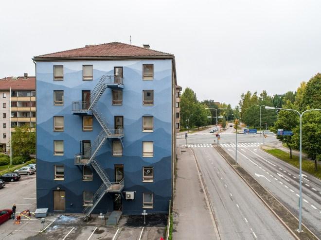 Roberto Ciredz Street Art Lahti Finland Upeart Festival