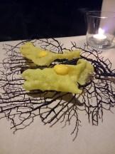 snack di benvenuto (ristorante Lido84) ph. Il Gustofilo