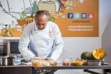 Lo Show-Cooking (ph. Giacomo Marchetti)