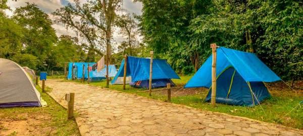Camping Ilhabela