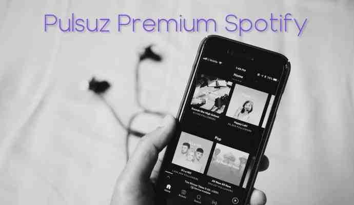 Pulsuz Spotify premium apk