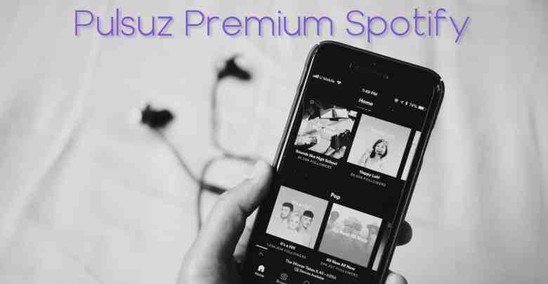 Pulsuz Premium Spotify