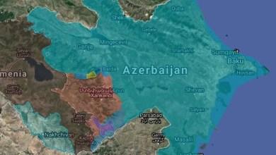 Photo of Qarabağ Canlı Xəritə – QARABAĞ AZƏRBAYCANDIR!