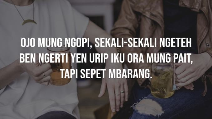 23 Kata Mutiara Bahasa Jawa Terbaru Terlengkap