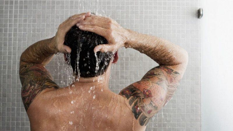 doa mandi besar