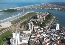 Ilhéus vista de cima | Drone: Marcelo Silveira (Conecstar)