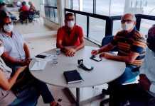 Reunião da Sutram - Transporte Coletivo