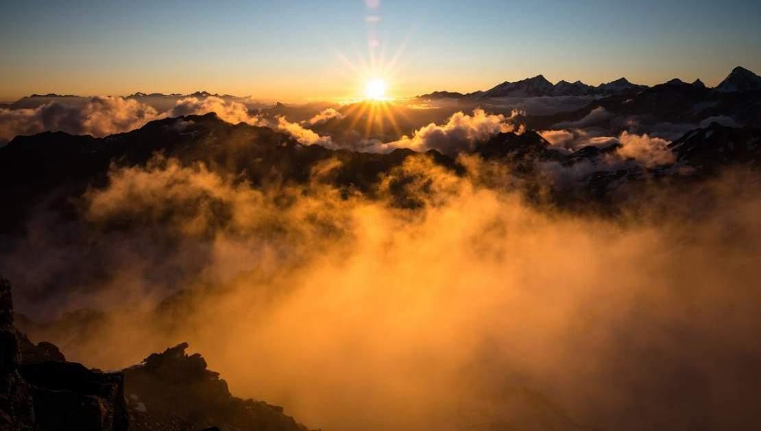 أجمل صور و خلفيات شروق الشمس لحن الحياة