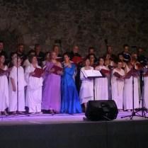 Κάστρο Χλεμούτσι. Εκδήλωση Αυγουστιάτικης Πανσελήνου 2018