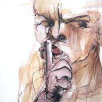 Akrylmaleri - 120 x 150