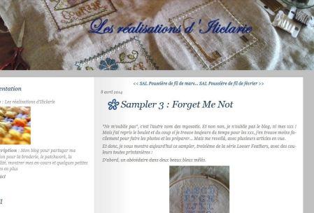 Mon premier blog sur Overblog