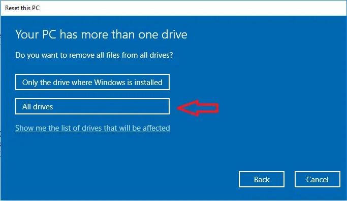 reset windows 10,how to do a windows 10 reset