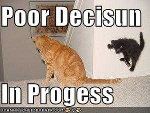 Friday Funny! ;-)  Bad decisions (4/5)