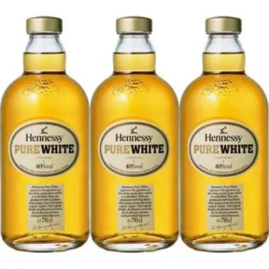 Liquor Hennessy white