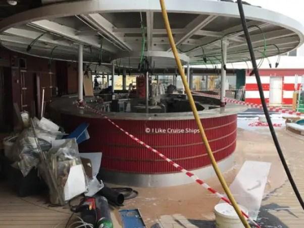 inaugural cruise tides bar