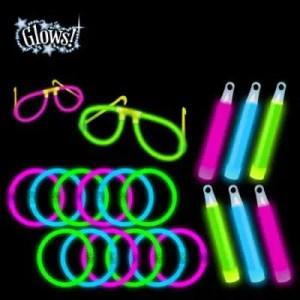 Glow Party Stuff
