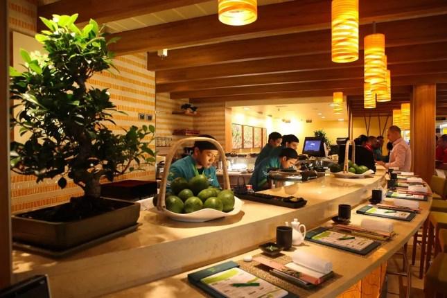 panorama sushi