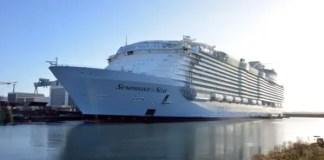 largest cruise ship France
