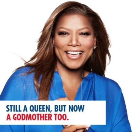 Queen Latifah Head