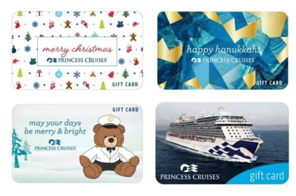 Princess Cruises Gift Cards Now Available In Kroger Giant Eagle And