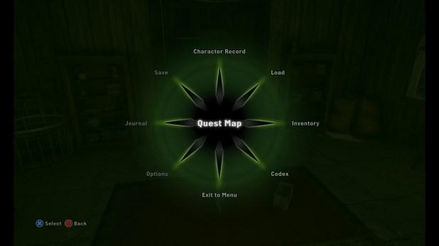 Pause Menu - Dragon Age - Inquisition