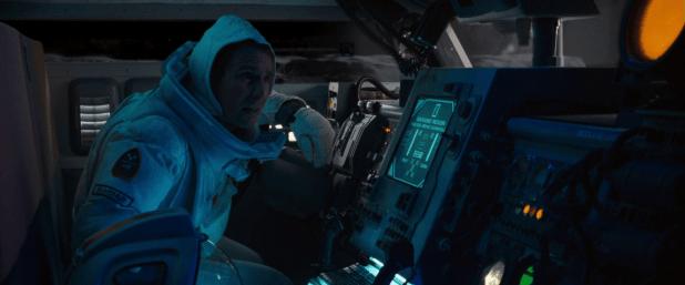 Cockpit UI - Moon