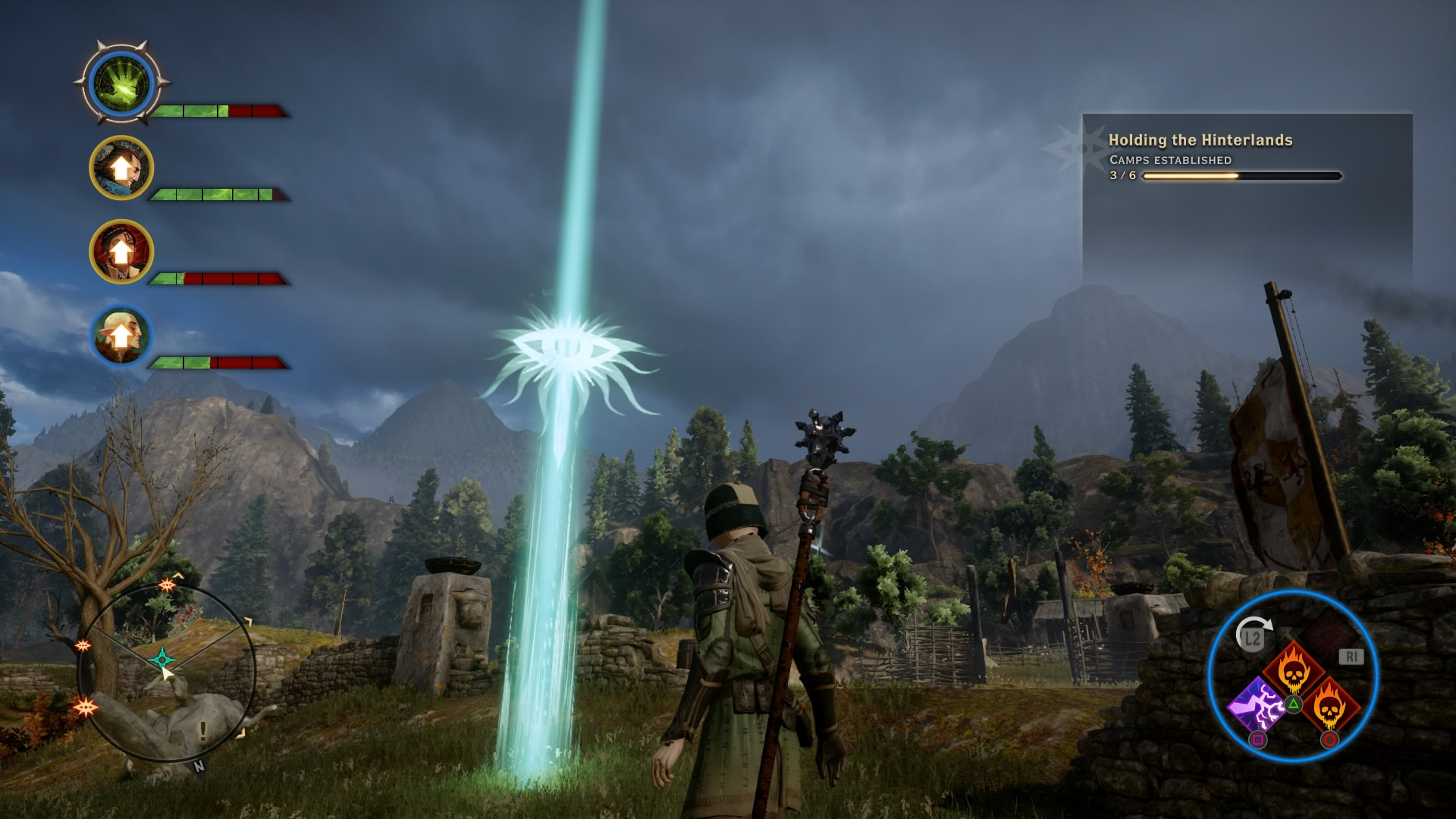 Map Marker UI – Dragon Age: Inquisition – INTERFACE . on