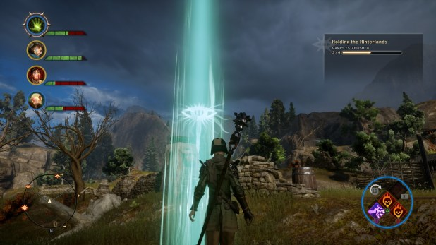 Map Marker UI - Dragon Age: Inquisition