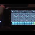 Decryption UI - Tron Legacy