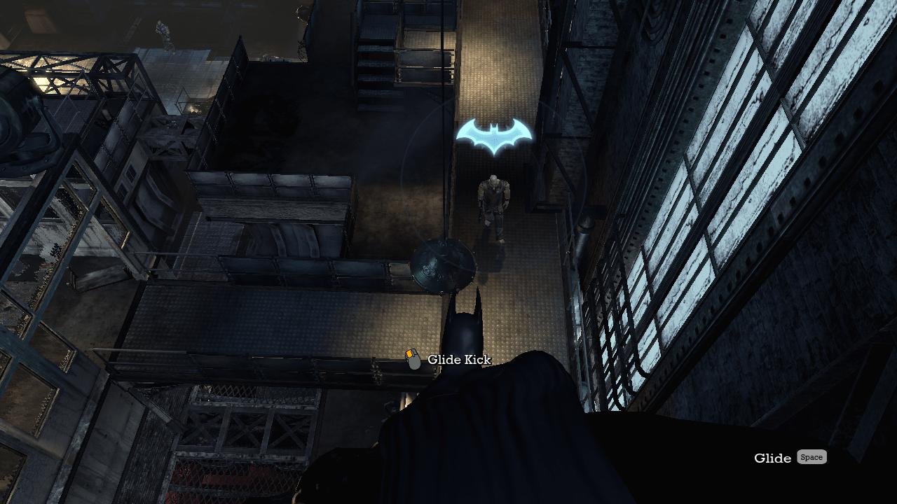 Target - Batman Arkham Asylum