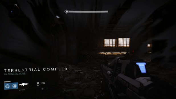Location Entry UI - Destiny
