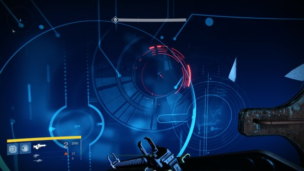 Diegetic UI (Display) - Destiny