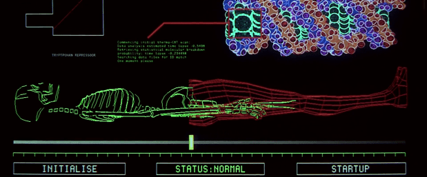 Medical UI - The Fifth Element