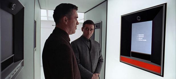 Security UI - 2001 A Space Odyssey