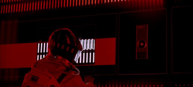 Hardware UI - 2001 A Space Odyssey