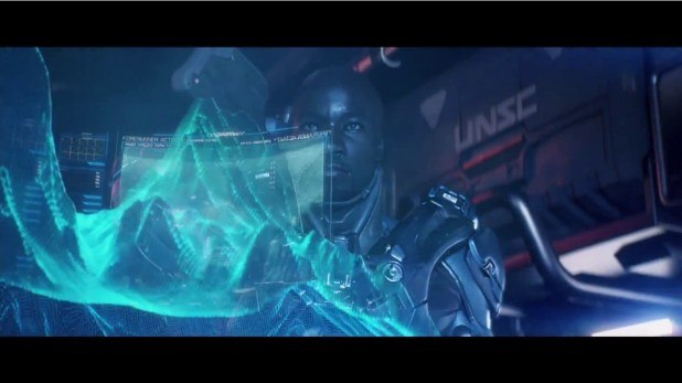 Opening Cinematic - Halo 5: Guardians