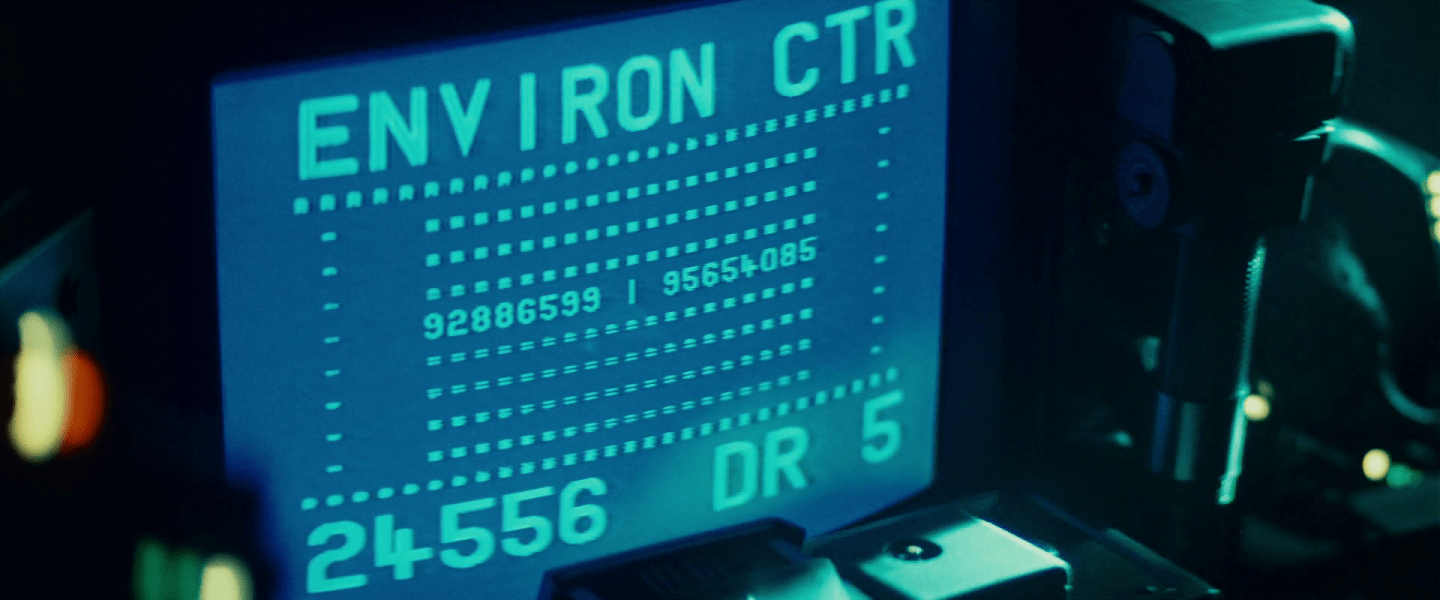 Status UI - Blade Runner