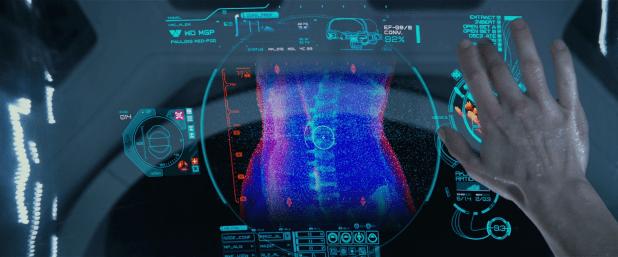 Medical UI - Prometheus