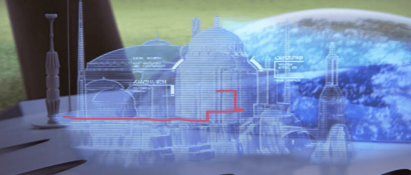 Map UI - Star Wars: Episode I – The Phantom Menace