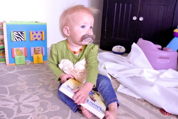 moustache baby