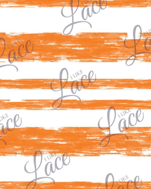 orange grunge stripe