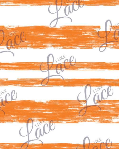 orange grunge stripe