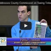 County Commission Will Revisit Discussion About Fate of Tinker Field