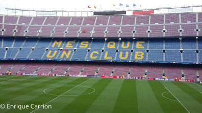 Mes que un club - More Than a Club